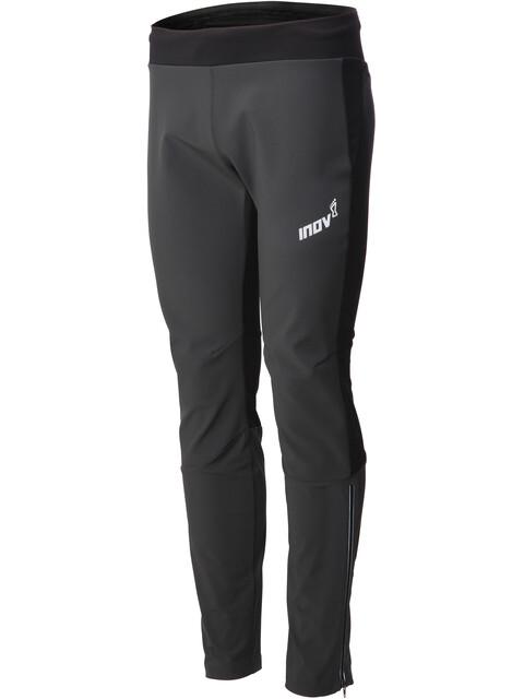 inov-8 Winter Pantalones largos running Hombre, black